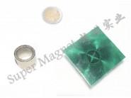 辐射环磁铁